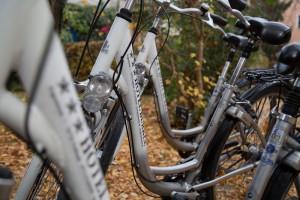 Fahrräder Hotel Bürkle