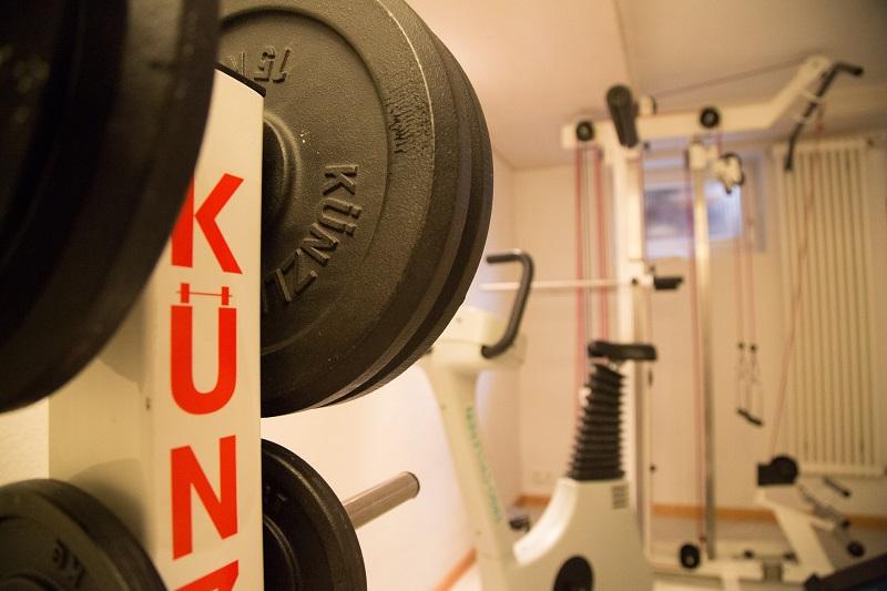 Fitness 2 Hotel Bürkle