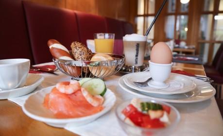 Frühstück Hotel Bürkle