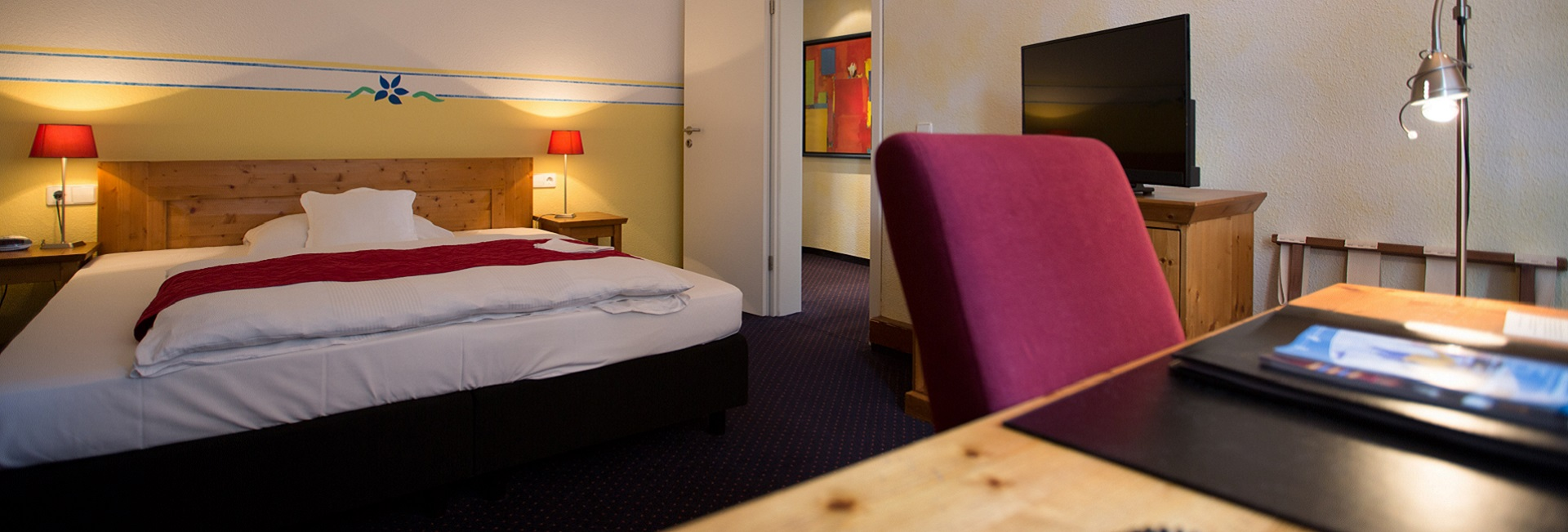 Zimmer-Hotel-Bürkle