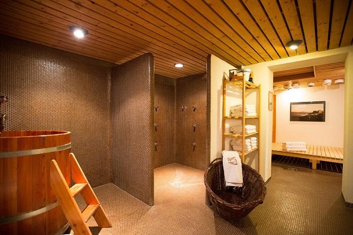 sauna fitness hotel b rkle. Black Bedroom Furniture Sets. Home Design Ideas
